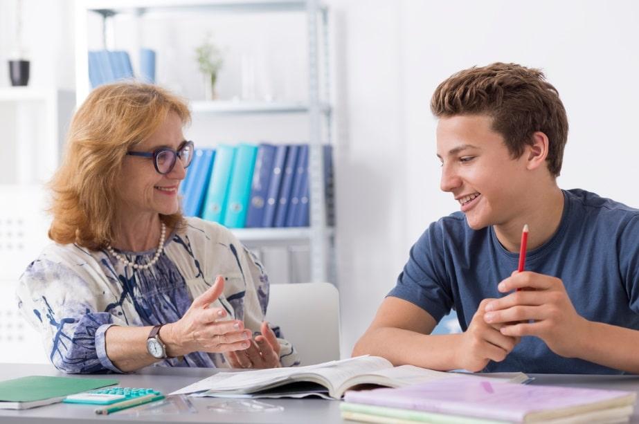 Quelle est la différence entre un professeur d'école et un professeur particulier ?