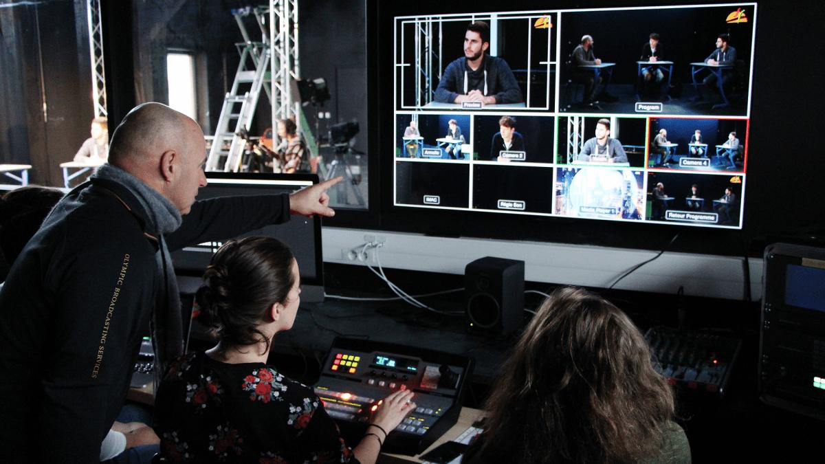 Cinéma et audiovisuel : les métiers et les emplois